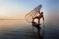 Рыбак озера Инле